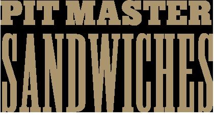 Pitmaster Sandwiches