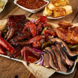 Ribs, turkey, wings, sausage and more at Bone Daddy's Houston BBQ Restaurant